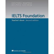 Книга для учителя IELTS Foundation New Edition Teacher's Book