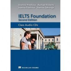 Диски IELTS Foundation New Edition Class Audio CD