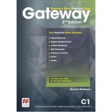 Книга для учителя Gateway C1 (Second Edition) Teacher's Book Premium Pack