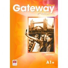 Рабочая тетрадь Gateway A1+ (Second Edition) Workbook