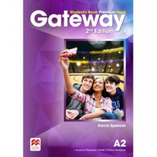 Учебник  Gateway A2 (Second Edition) Student's Book Premium Pack