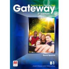 Учебник Gateway B1 (Second Edition) Student's Book Premium Pack