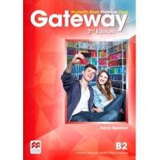 Учебник Gateway B2 (Second Edition) Student's Book Premium Pack
