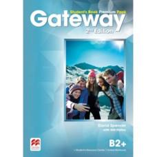 Учебник Gateway B2+ (Second Edition) Student's Book Premium Pack