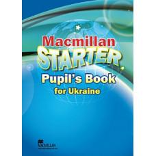 Прописи Macmillan Starter for Ukraine