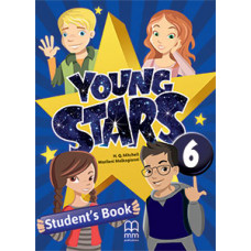 Учебник Young Stars 6 Student`s Book