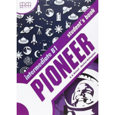 Учебник английского языка Pioneer Intermediate B1 Student's Book