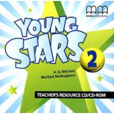 Диск Young Stars 2 Teacher's resource CD/CD-ROM