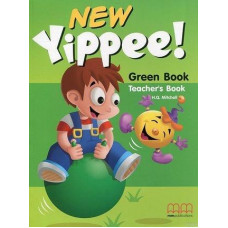 Книга для учителя New Yippee Green Teacher's Book