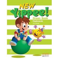Карточки New Yippee Green  Flashcards
