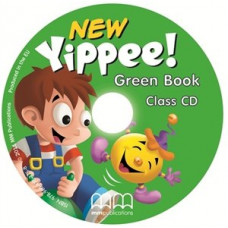 Диск New Yippee Green Class CD