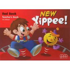 Книга для учителя New Yippee  Red Teacher's Book