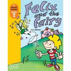 Книга Felix and the Fairy with CD/CD-ROM  Level 2