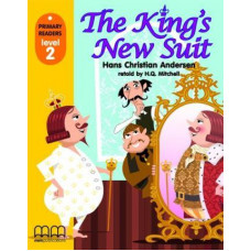 Книга The King's New Suit with CD/CD-ROM Level 2