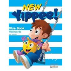 Карточки  New Yippee Blue Flashcards