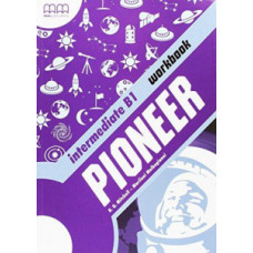 Рабочая тетрадь Pioneer Intermediate B1 Workbook