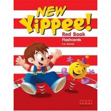 Карточки New Yippee  Red Flashcards