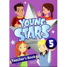 Книга для учителя Young Stars 5 Teacher`s Book