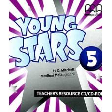 Диск Young Stars 5 Teacher's resource CD/CD-ROM