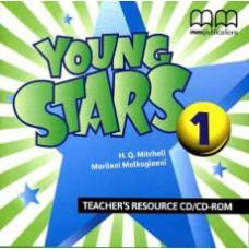 Диск Young Stars 1 Teacher's resource CD/CD-ROM