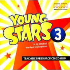 Диск Young Stars 3 Teacher's resource CD/CD-ROM