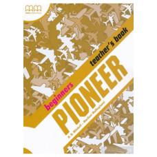 Книга для учителя Pioneer Beginner Teacher's Book