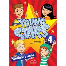 Учебник Young Stars 4 Student`s Book