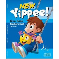 Книга для учителя New Yippee Blue Teacher's Book