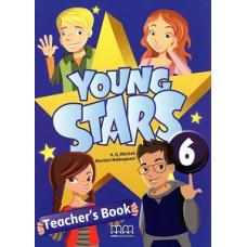 Книга для учителя Young Stars 6 Teacher`s Book