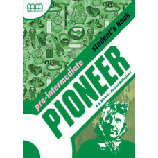 Учебник английского языка Pioneer Pre-Intermediate  Student's Book