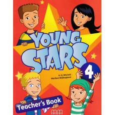 Книга для учителя Young Stars 4 Teacher`s Book