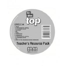 Диск To the Top 3- 4 Teacher's Resource CD-ROM