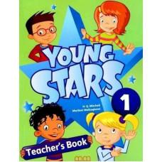 Книга для учителя Young Stars 1 Teacher`s Book