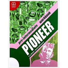 Рабочая тетрадь Pioneer Pre-Intermediate Workbook