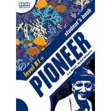 Учебник английского языка Pioneer B1+ Student's Book