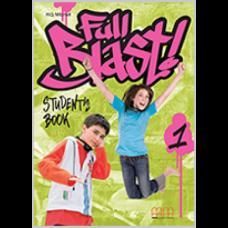 Учебник Full Blast 1 Student's Book Ukrainian Edition