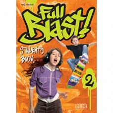 Учебник английского языка Full Blast 2 Student's Book Ukrainian Edition