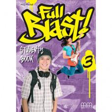 Учебник  Full Blast 3 Student's Book Ukrainian Edition