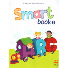 Прописи Smart Junior for Ukraine 1 Smart Book