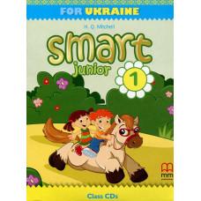 Диск Smart Junior for Ukraine 1 Class Audio CD