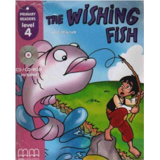 Книга Wishing Fish with CD/CD-ROM Level 4