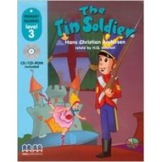 Книга The Tin Soldier with CD/CD-ROM Level 3