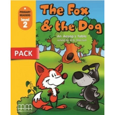 Книга The Fox & the Dog with CD/CD-ROM Level 2
