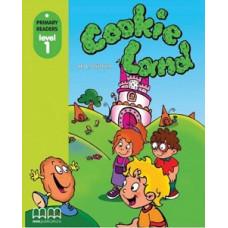 Книга Cookie Land Level 1 with CD-ROM
