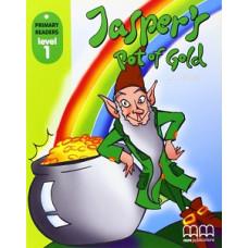Книга Jasper's Pot of Gold Level 1 Student's Book with CD-ROM
