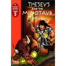 Книга Theseus and the Minotavr with CD/CD-ROM Level 5