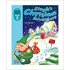 Книга Jingle's Christmas Adventure with CD/CD-ROM Level 3