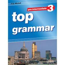 Грамматика английского языка Top Grammar 3 Grammar Student's Book