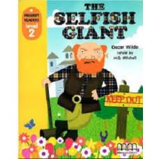 Книга The Selfish Giant Level 2with CD/CD-ROM  Level 2