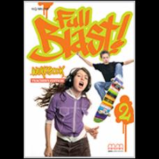 Книга для учителя Full Blast 2 Teacher's Workbook